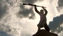 Gettysburg Battlefield - 72nd Pennsylvania Infantry Monument