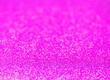 canvas print picture - Pink glitter shiny texture background for christmas, Celebration concept.