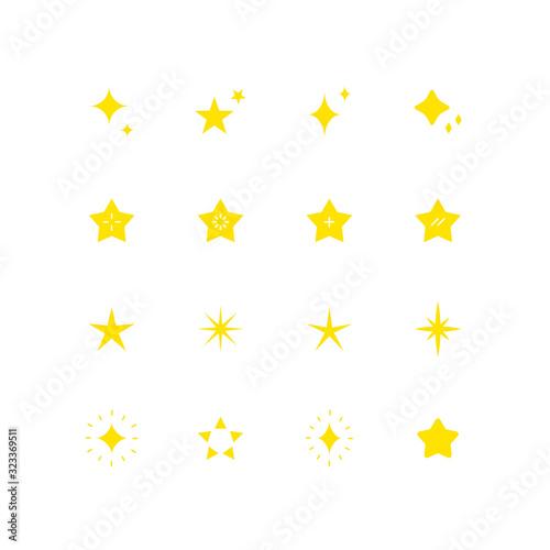 Fototapeta stock_icon_star_2 obraz na płótnie