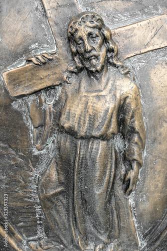 The passion of Christ Tapéta, Fotótapéta