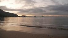 A Golden Sunrise Breaks Over T...