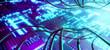 High-Tech Kabel Hintergrund
