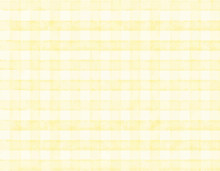 Watercolor Check Background Yellow