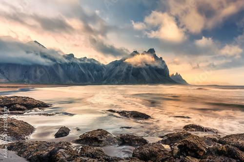 Photo Amazing nature seascape