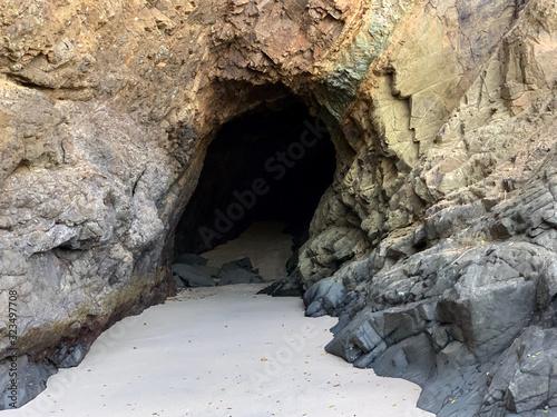 Bat Cave near Isla Palenque in Boa Chica, Panama