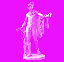 Pixel Art Ilustration Of Marbl...
