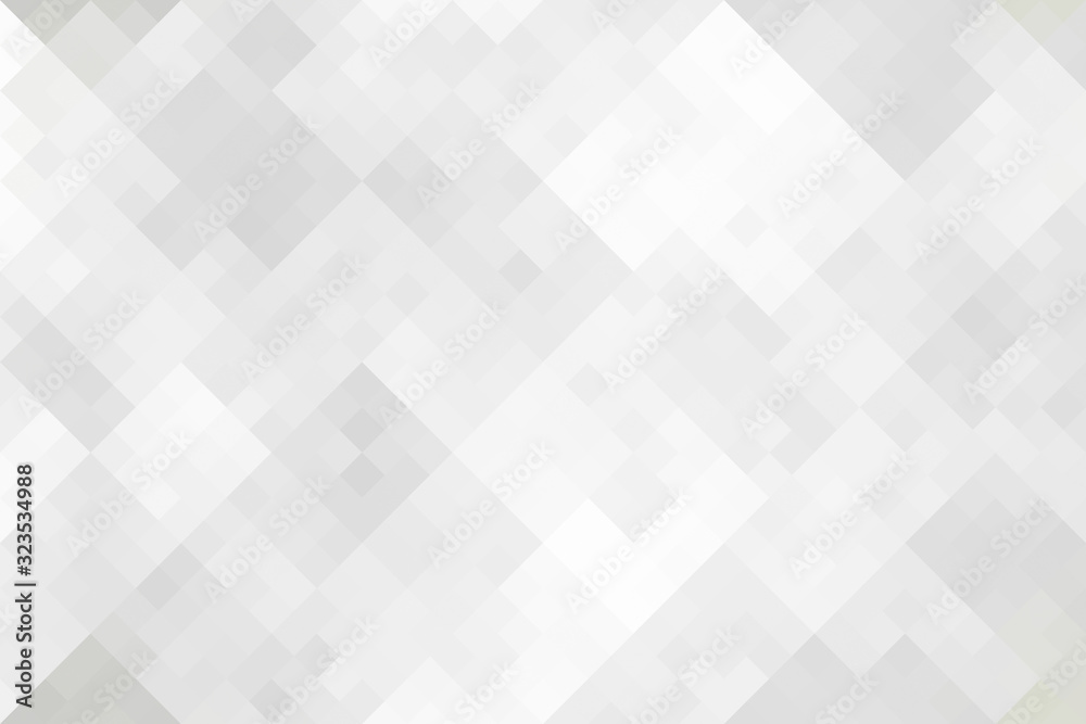 Pixelated monochrome geometric texture. <span>plik: #323534988   autor: Miodrag</span>