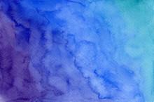 Vertical Watercolor Gradient F...
