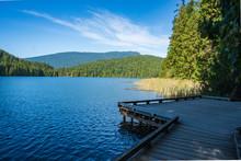 View Across Sasamat Lake From ...