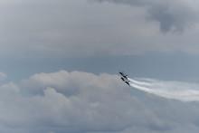 Blue Angels In Flight
