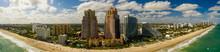 Aerial Panorama Fort Lauderdal...