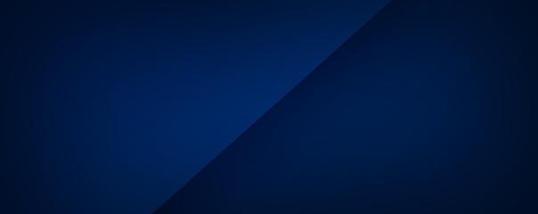 紙を2枚重ねたような背景素材、青