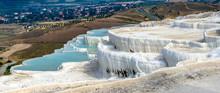 Pamukkale Travertine Pool In T...