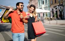 Sale, Consumerism And People C...