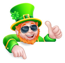 A Leprechaun St Patricks Day C...
