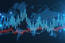 Financial Forex Chart Analyzin...
