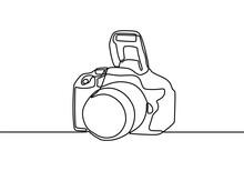 DSLR Camera Digital Vector, On...