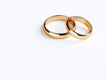 Golden Rings On Paper