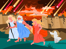 Bible Narratives About Sodom A...