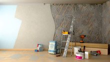 Apartment Repair Concept Repai...