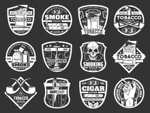 Cigarette And Cigar Badges Of ...