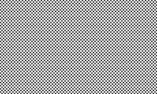 Polka Dot Pattern Vector. Blac...