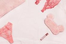 Lace Underwear Kit, Cushion, E...