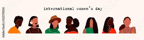 Fotografía 8 march international womens day