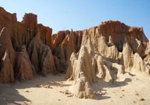 The Canyons Of The Sandstone M...