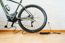 Electric Bicycle With Charging...