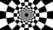 Black And White Stripes. Compu...