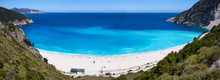 Panorama Image From Myrtos Bea...