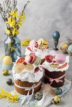 Tree Tasty Decorate Easter Cak...