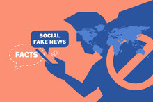 Facts And Fake News. Social Me...