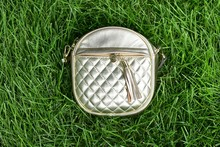 Bag On The Grass