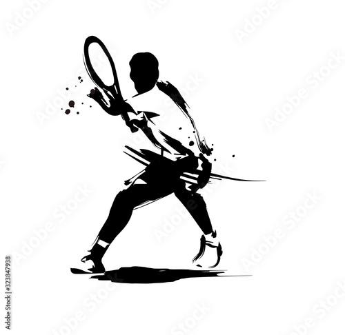 Obraz na plátně テニス