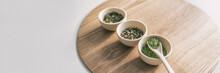 Green Tea Leaves Selection Chi...