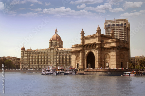 Gateway to India, Mumbai, India Wallpaper Mural