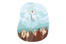 Ascension Of Jesus Christ, Bib...