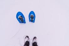 Tourist Snowshoes, For Mountai...