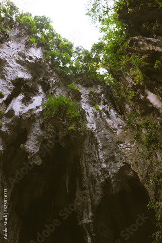 Photo Hindu Temple in Batu Caves in Kuala Lumpur