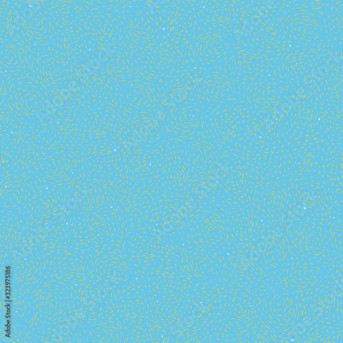 Vector texture ocean surface pattern, water surface summer mood Billede på lærred