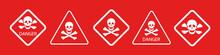 Hazard Warning Danger Signs
