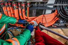 Electrical Work Onboard Produc...