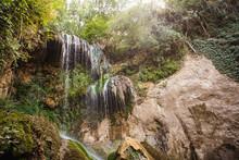 Streams Of The Waterfall Fall ...