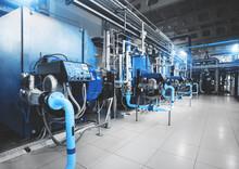 Modern Industrial Gas Boiler R...