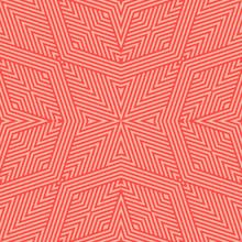 Vector Geometric Lines Seamles...