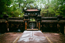 Tu Duc's Tomb, Also Known As T...