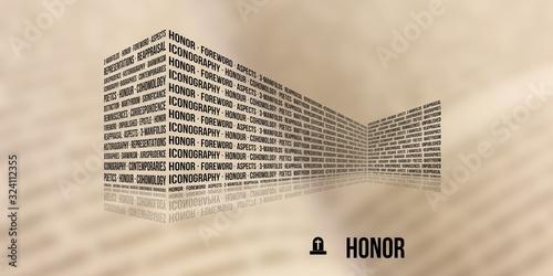 honor Fototapet