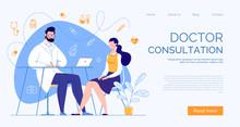 Doctor Consultation Web Site